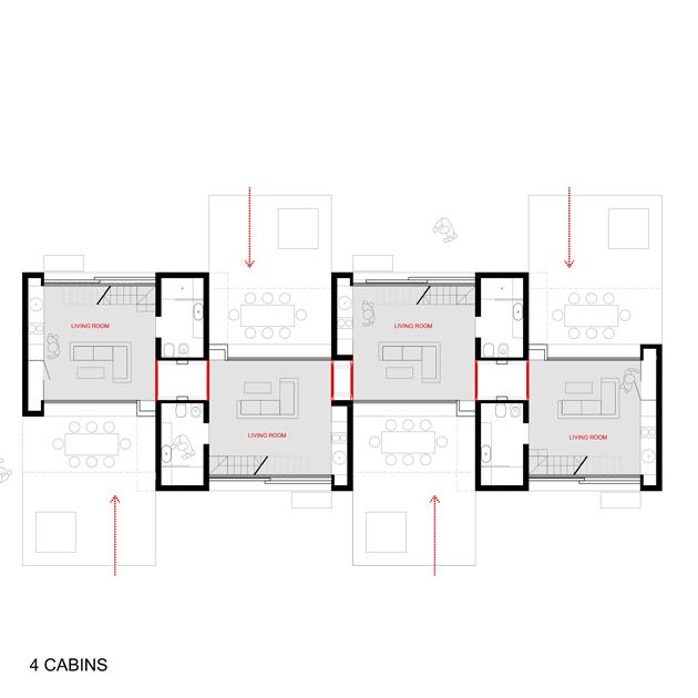 casa anzio al mare nooow architects tivoli roma architetti architettura