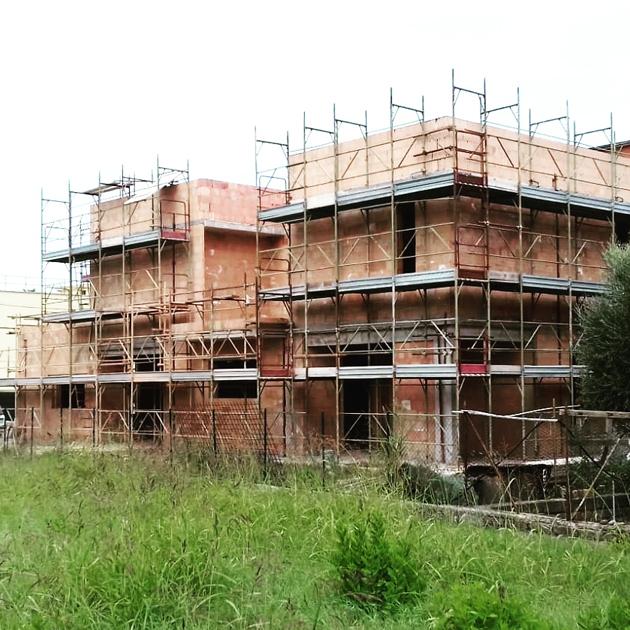 casa tivoli nooow architects roma architettura cantiere 3