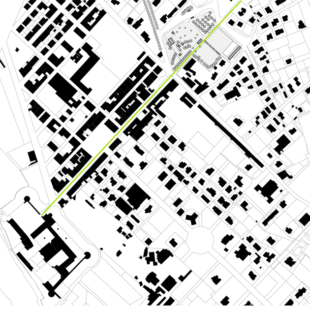 piazza Grottaferrata nooow architects concorso architetti tivoli roma